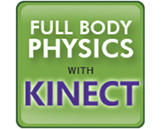 Full Body Physics with Kinect