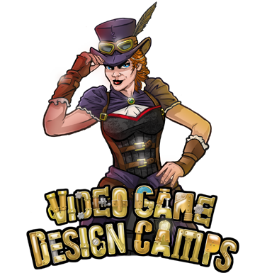 Video Game Design button